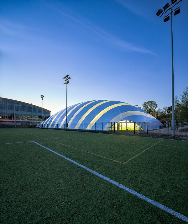 Finnish Architecture - Football stadium