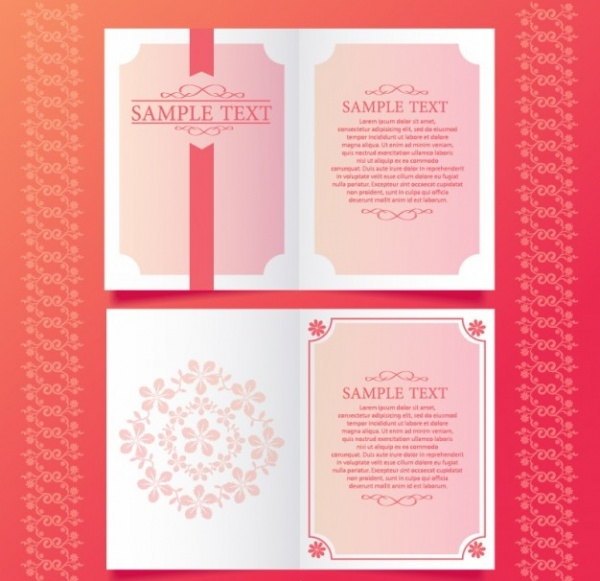Psd Wedding Brochure  Freecreatives