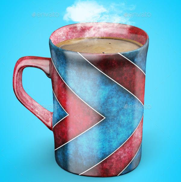 Fully Customizable  Mug Mockup