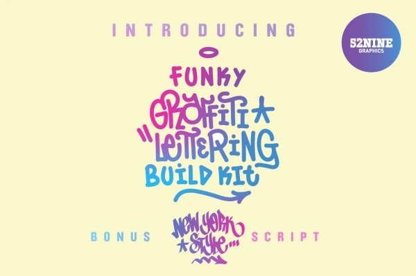 15  graffiti fonts