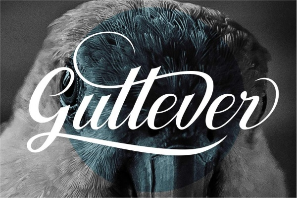 Gullever Fashion Font