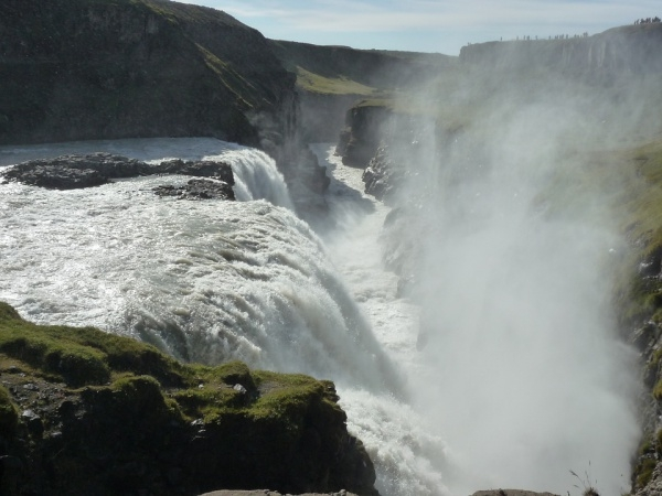 Gullfoss Waterfalls Photography