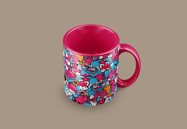 Hand Crafted Mug Mockups