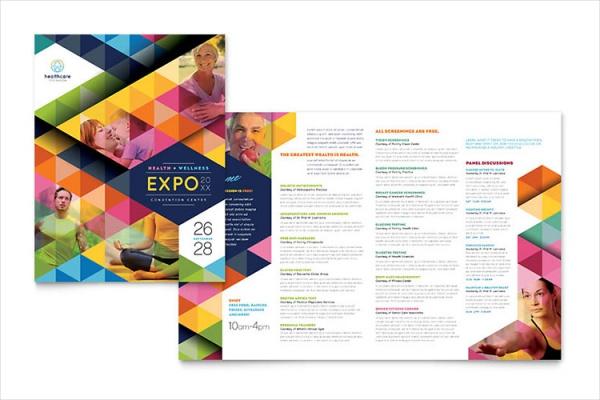 Health Fair Brochure
