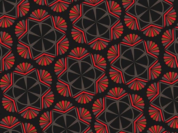 Islamic Floral Pattern