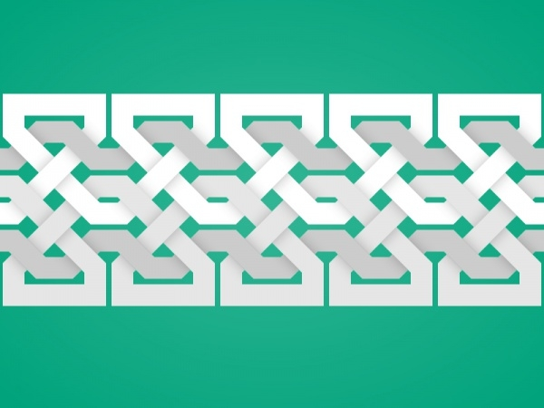 Islamic Subgrid Pattern