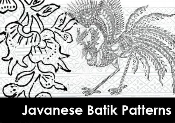 Javanese Batik Patterns