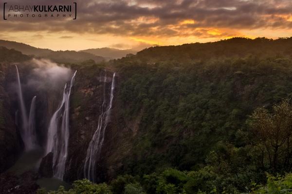Jog Waterfalls photography