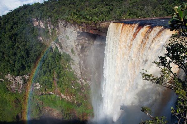 Kaieteur Waterfalls Photography