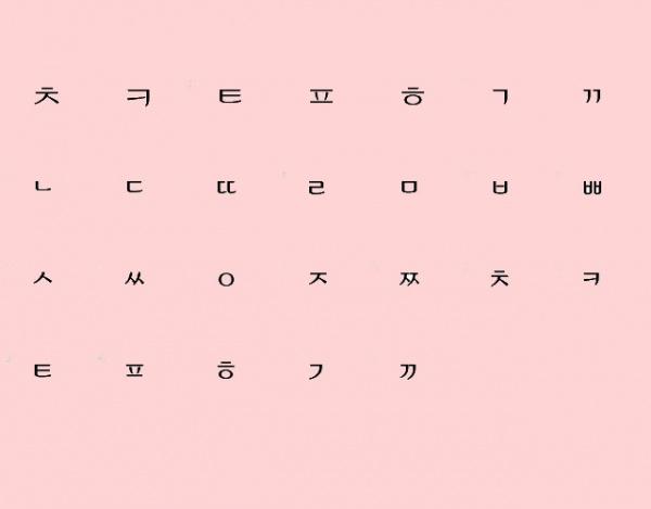 KoreanSansSSK Font