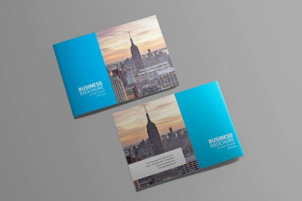 Landscape Corporate Brochure