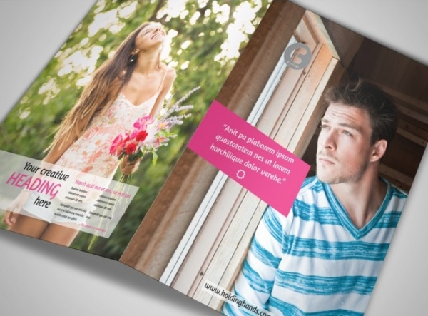Mental Health Bi-Fold Brochure