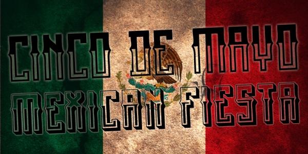 Mexican fiesta Font