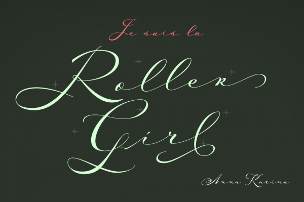 Mina Chic Artistic Font