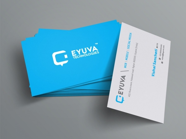 Minimalistic Technologies Business Card