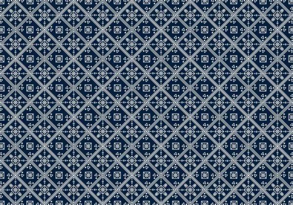 Modern Batik Graphic Pattern