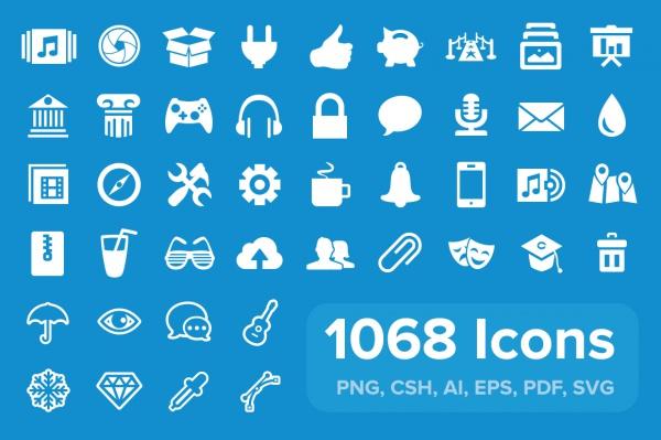 Modern design Ui Icons