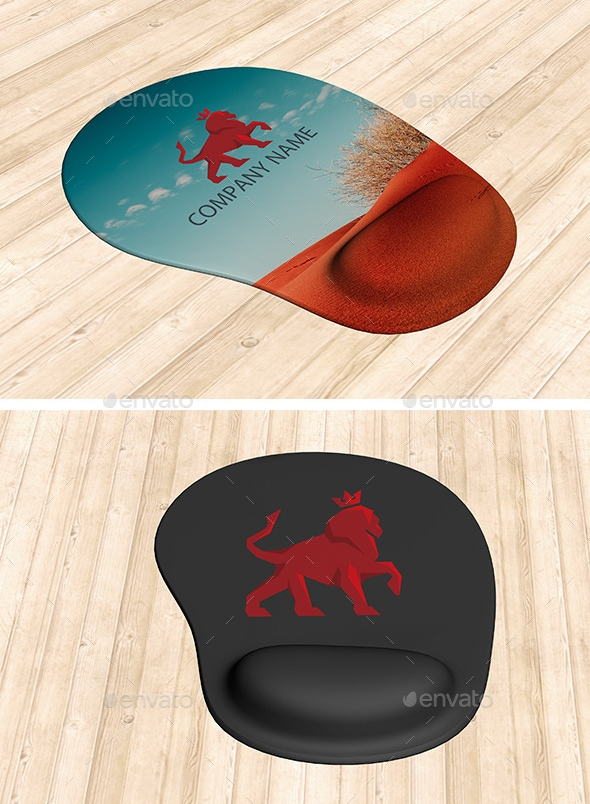 Mouse Pad Mock-ups