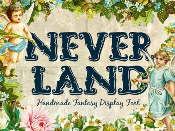 Neverland Fantasy Font