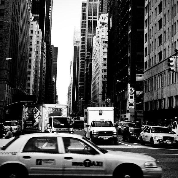 Newyork Travel Time Photography