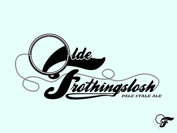 Olde Frothingslosh Font