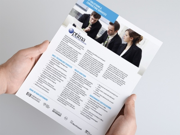 Optima Corporate Brochure