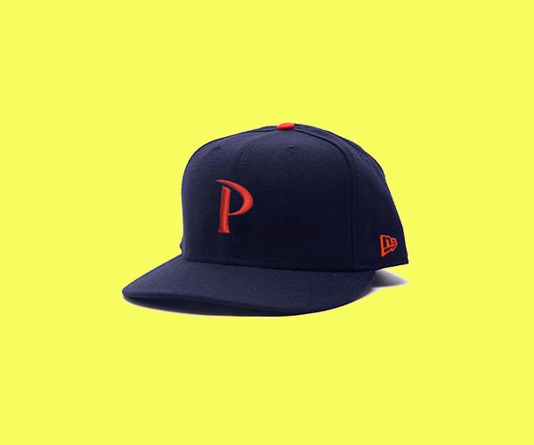 Pepperdine Hat Mockup