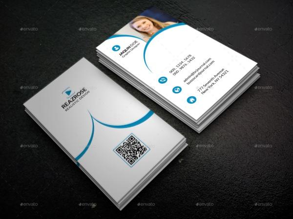 personal card design