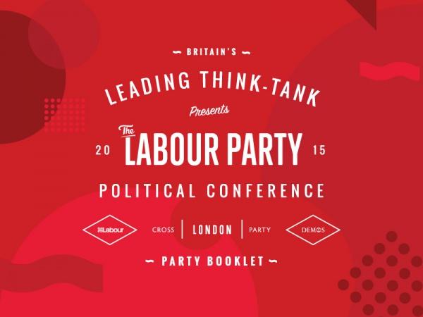 political conference crest