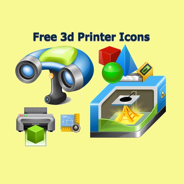 Printer Icons For Desktop