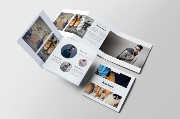 Product Square Brochure