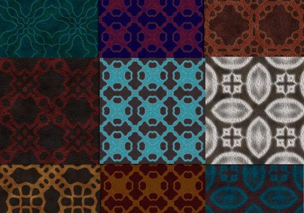 Qua's Carpet Patterns