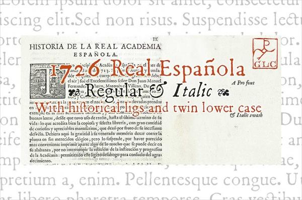 Real Espanola Spanish Font