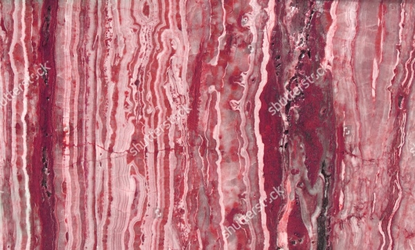 Red Marble Texture Onyx Stone