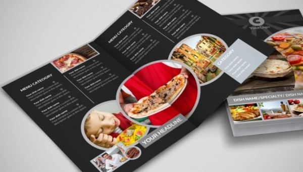 21 psd restaurant brochure coffee shop brochure freecreatives