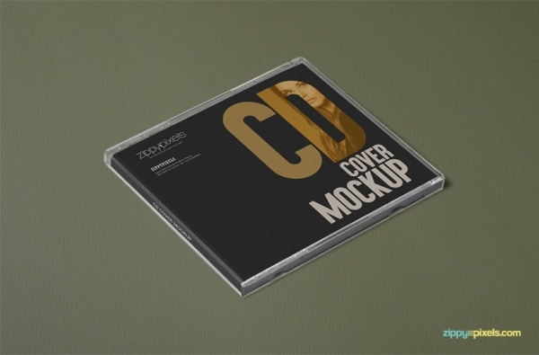 21+ CD Mockups | FreeCreatives