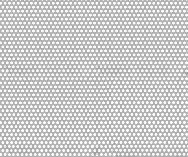 seamless perforated metal vector