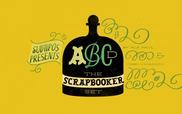 Scrapbooker Mexican Font