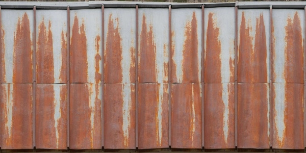 Seamless Roof Tiles Metal Texture