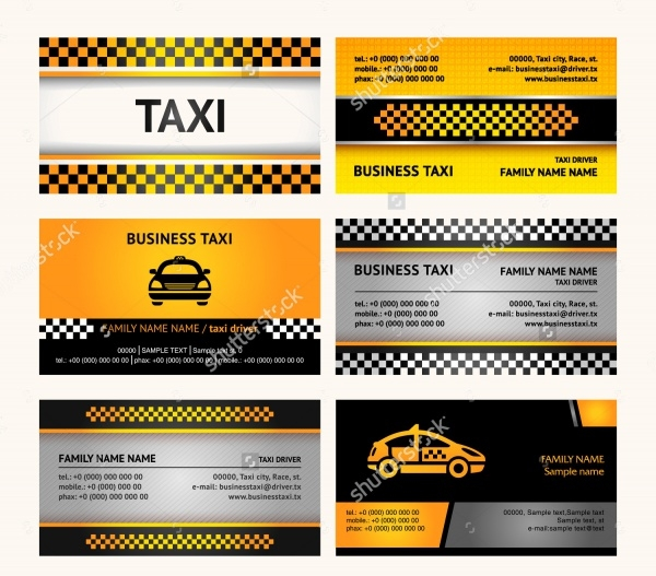 free 17 modern taxi business card templates in psd. Black Bedroom Furniture Sets. Home Design Ideas