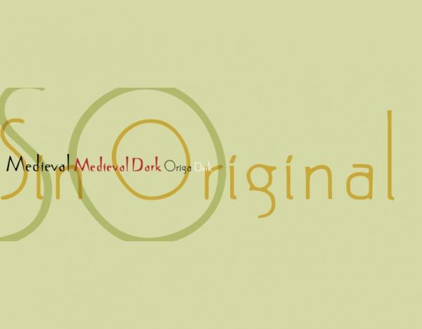 Sin Original Medievl Font