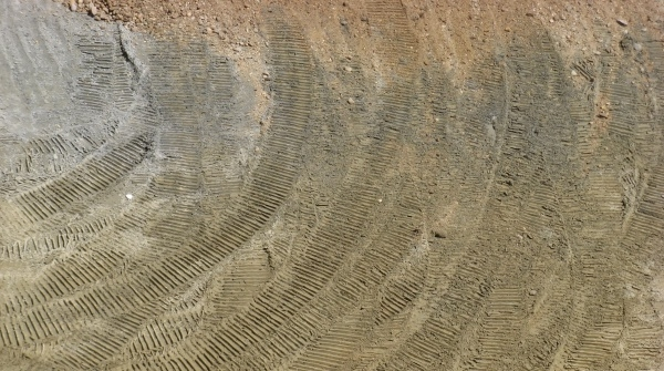 Soil trace Rough Texture