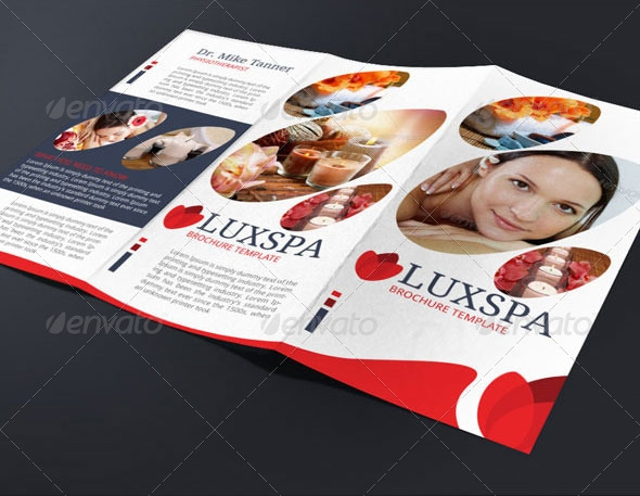 Spa Medical Threefold Brochure