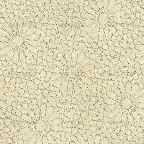 Stone Tan Islamic Pattern