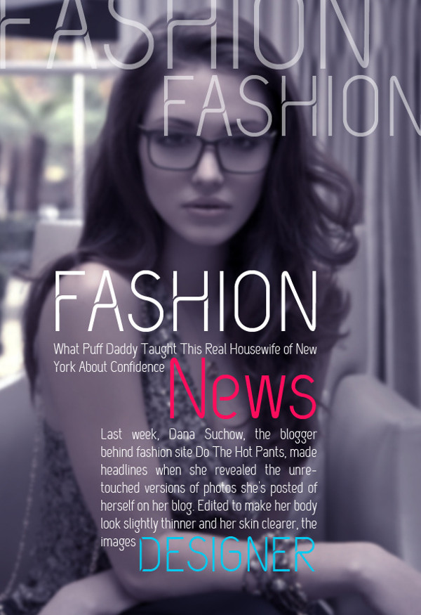 Stylish Fashion Font