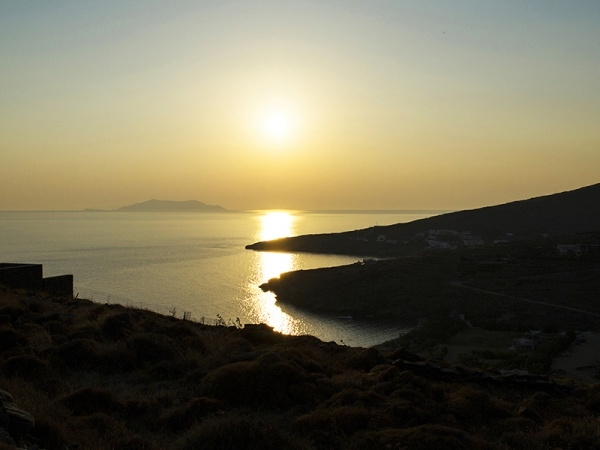 Tinos Island Sunset Photography