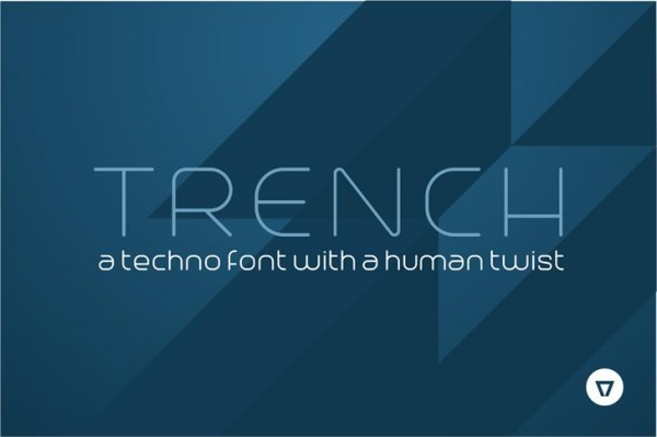 Trench corporate fonts