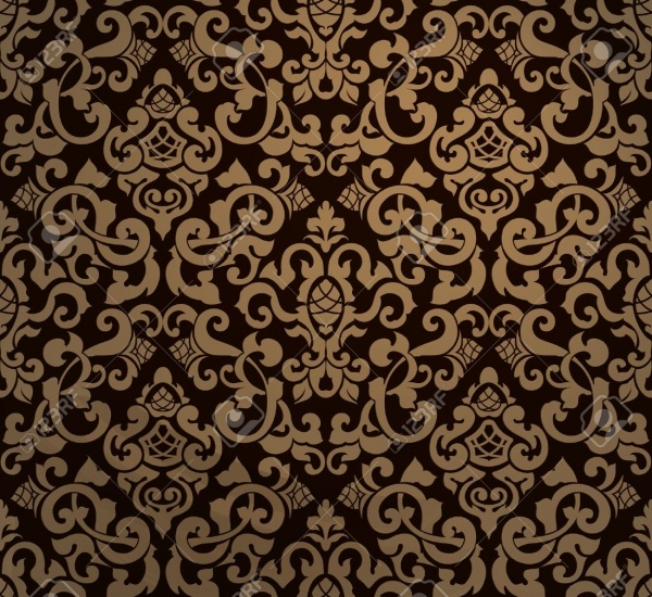 Vintage Decorative Baroque pattern