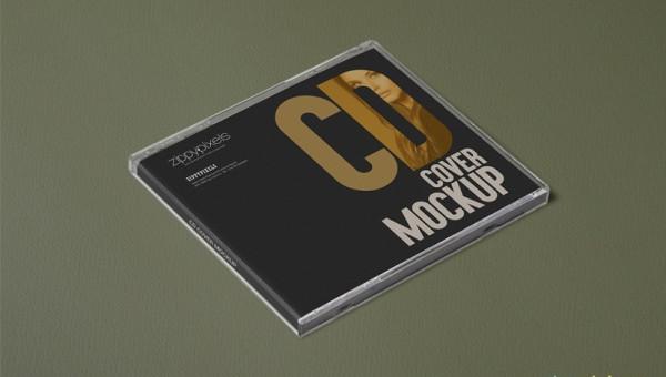 21 cd mockups freecreatives