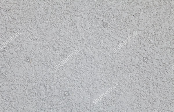 close up of a White stucco Dry wall